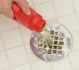 Bust Up Your Shower Clog in 3 Simple Steps