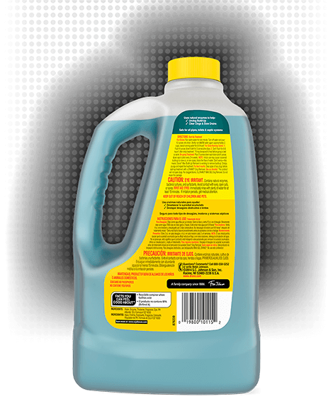 Drano 174 Max Build Up Remover Drano 174 Sc Johnson